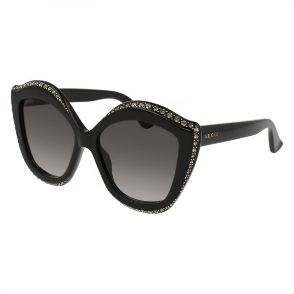 874e87ee060 Gucci Cat Eye Sunglasses for Women - Grey Lens