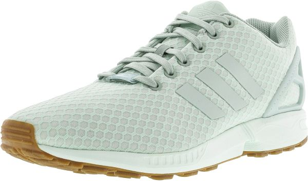 c69f39f74 Adidas Men s Zx Flux Vapor Green   Gum4 Ankle-High Running Shoe ...