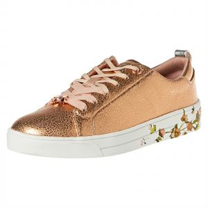 e415ce7d9523 Ted Baker Luocia Fashion Sneakers For Women - Rose Gold
