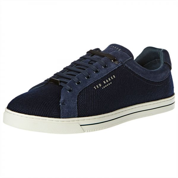 100b2c53165b3f Ted Baker Werill Fashion Sneakers For Men - Navy Blue