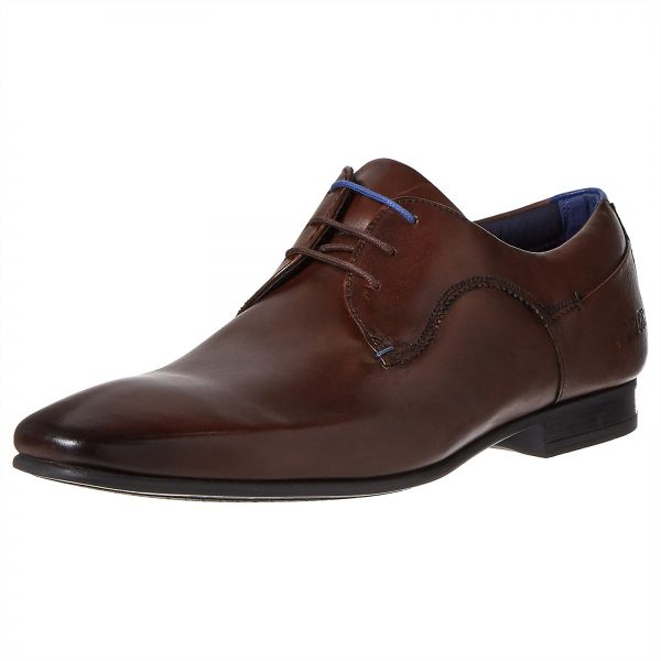 ad0565b3400daf Ted Baker Dark Brown Oxford   Wingtip For Men