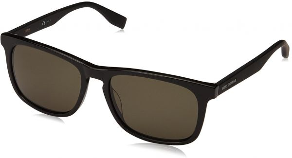 904f02333d76 Boss Orange by Hugo Boss Rectangle Sunglasses for Unisex - Green Lens. by Hugo  Boss, Eyewear - Be the first to rate this product. 48 % off