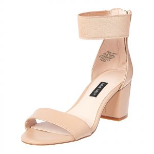 bffd33966286a Buy gogo beige heel sandal for women 10943627 | Baldi London,Chic ...