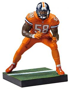 cb914aa3222 McFarlane Toys EA Sports Madden NFL 18 Ultimate Team Series 1 Von Miller  Denver Broncos Action Figure
