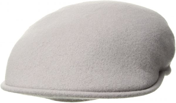 cf01a2a216329 Kangol Men's Classic Wool 504 Cap, Our Most Iconic Shape, Ether ...