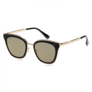 fe50be015a7a Jimmy Choo Square Sunglasses for Women - Gold Lens