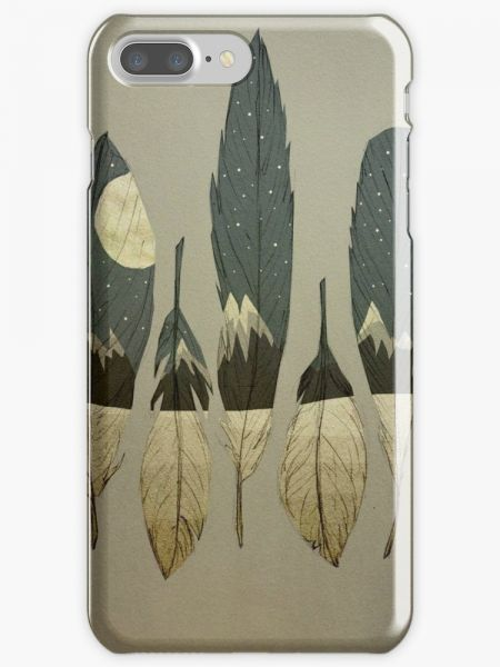 The Birds of Winter Phone Case for Apple Iphone 7 Plus