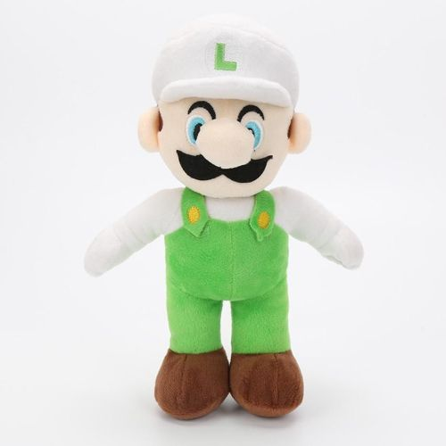 Mario Plush Toys with Hook Mario bros Luigi Plush Doll Stuffed keychain  Toys For Children Gifts 25CM  8ee0873e7