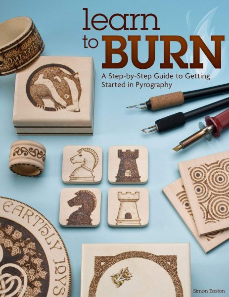 great book of woodburning pyrography techniques patterns and projects for all skill levels