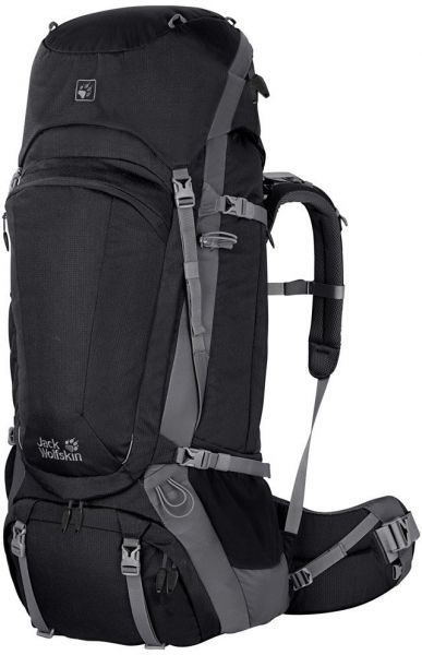 Jack Wolfskin Men s Denali 65 Excursion Backpack 22a94788cd3db