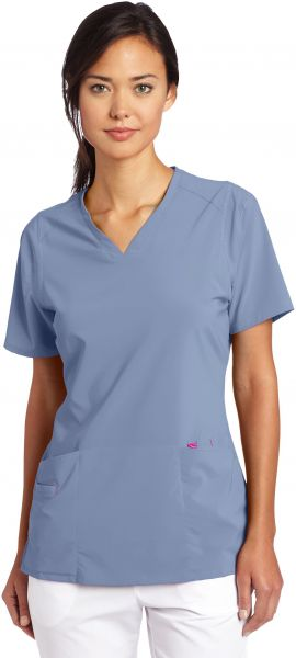 1befaa606ea Smitten Women's V-Neck Scrub Top Rock Goddess, Ceil, XX-Small. by Landau,  Uniform - 211 ratings