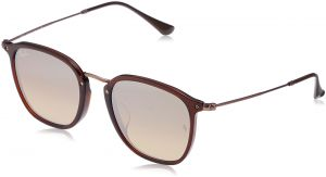 c36252a39d2 Ray-Ban Acetate Unisex Sunglass Non-Polarized Iridium Square