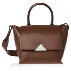d6bb93561b5d Emporio armani Satchel Bag for Women - Brown