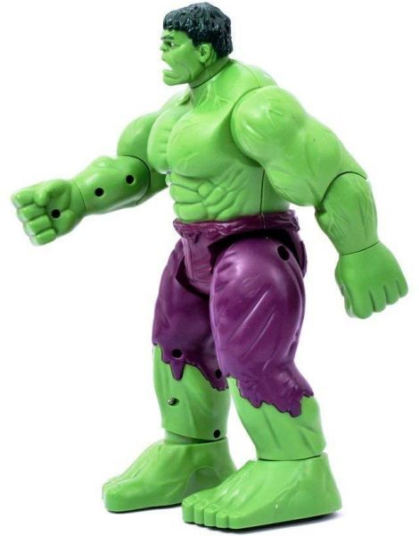 Avengers- Hulk Toy with light and Speech sound effect