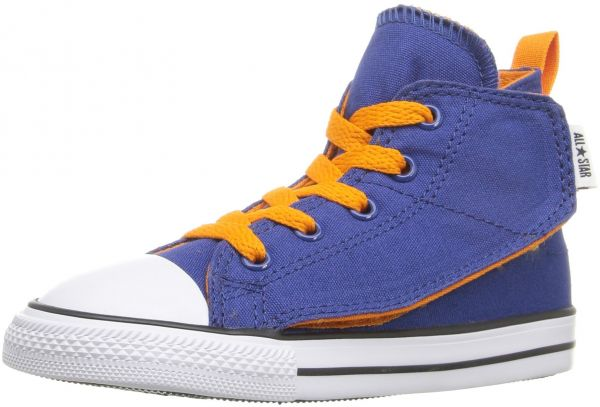 Converse Kids Baby Boy's Chuck Taylor All Star Simple Step