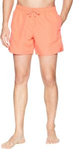 5fea23e3ba716 Emporio Armani EA7 Men's Sea World Beachwear Core 1m Boxer, Neon Red, 48