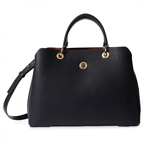 Tommy Hilfiger Satchels Bag For Women Navy By Handbags