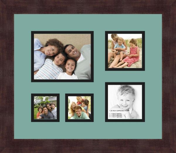 Art To Frames Double Multimat 143 81889 Frbw26061 Collage Frame