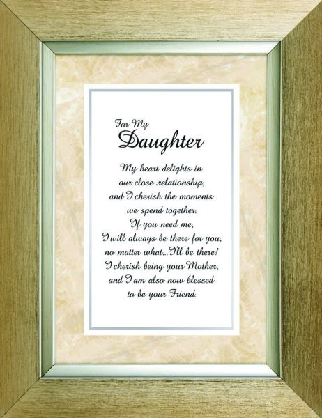 Heartfelt Collection Meaningful Moments Frame, Daughter | Souq - UAE