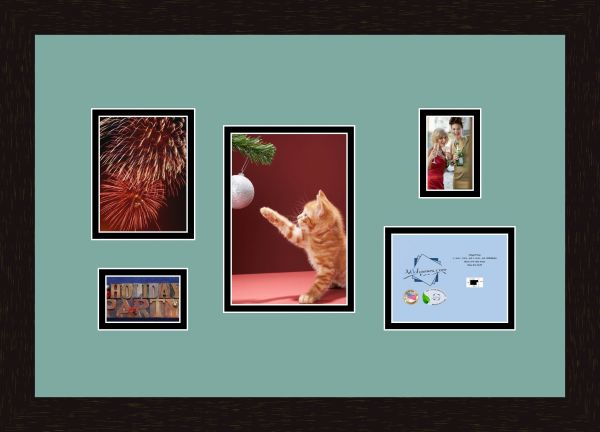 Art To Frames Double Multimat 320 81889 Frbw26061 Collage Frame