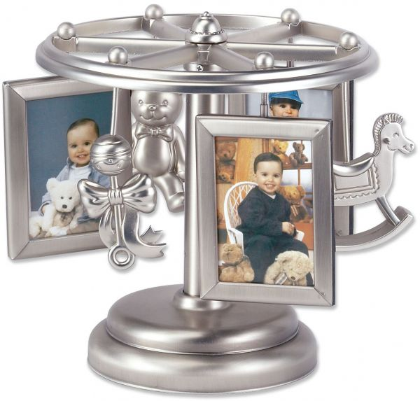 Lawrence Frames Baby Frame Go Round Multi 2x3 Picture Frame Wind