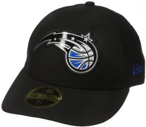 NBA Orlando Magic Adult Bevel Team Low Profile 59FIFTY Fitted Cap 2caad9b8c382