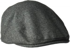 87155bb205204 Country Gentleman Men s Wool Ivy Flat Cap