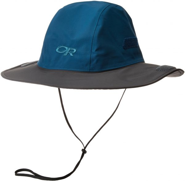 2d8facf1 Outdoor Research Seattle Sombrero Hat, Peacock/Dark Grey, X-Large | Souq -  UAE