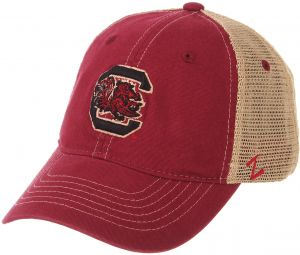 5137acb01a0 Zephyr NCAA South Carolina Fighting Gamecocks Men s Institution Relaxed  Cap