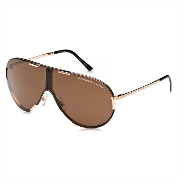 3ba6d3468a09 Porsche Design Unisex Sunglasses - P8486 A - 71-0-130 mm