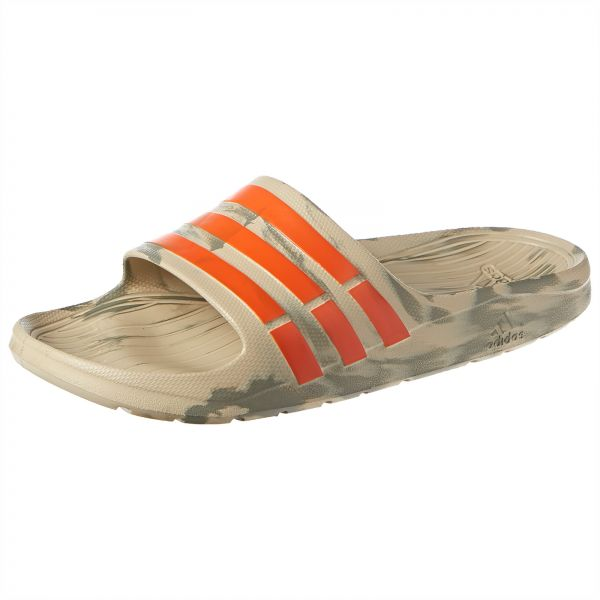 48d2e6ad0e3df Adidas Duramo Slide Sandals Slippers For Unisex