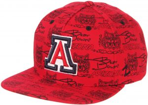 4470ffde2d415 Zephyr NCAA Arizona Wildcats Men s Manic Snapback Hat