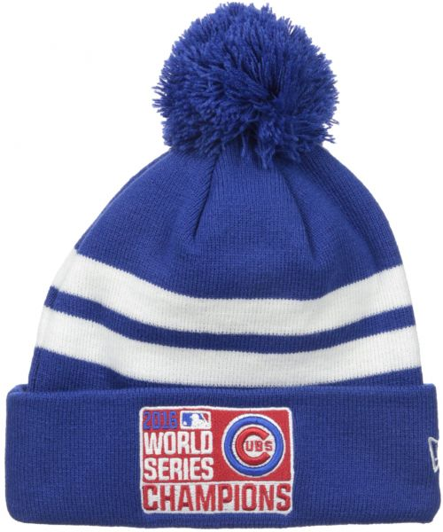 6907fabbb0b New Era MLB Chicago Cubs 2016 World Series Champions 2TN Beanie