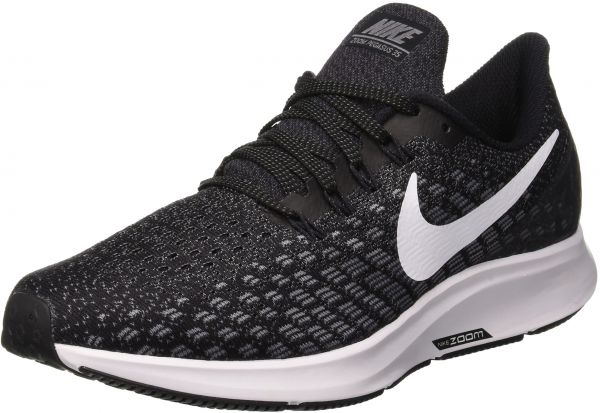 sale retailer edd4b acea6 Nike Air Zoom Pegasus 35 Running Shoe for Women (Black - 38 EU)