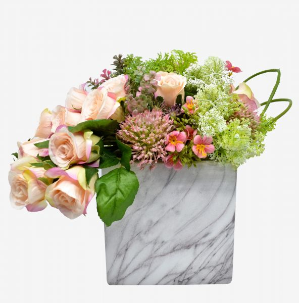 Home Decoration Artificial Gift Rose Flowers For Wedding And