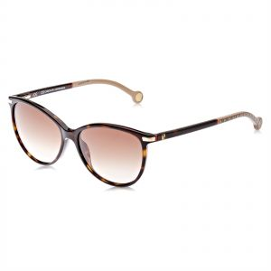 e5188e264f Carolina Herrera Cat Eye Women s Sunglasses - SHE651-722L -54-15-140 mm