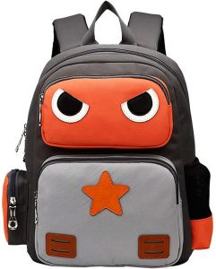 bc93e3702d67 Robot Backpacks Kids Boys Girls School Bag