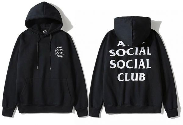 Image result for anti social social club hoodie