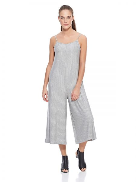 4a29b5d16677 Bershka Jumpsuit for Women - Grey