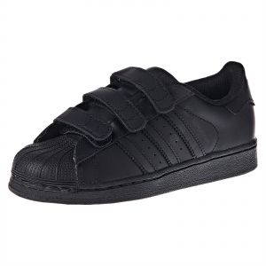 pretty nice 8e76b 5b573 adidas Originals Superstar Foundation CF C Sneaker For Kids