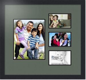 Buy Mainstays 6 Opening Collage Frame Black Five College Ruled 11