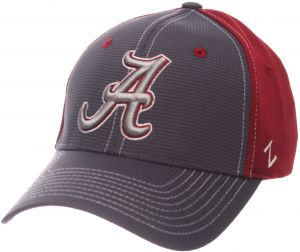 732e1fed065 Zephyr NCAA Alabama Crimson Tide Adult Men Grid Cap