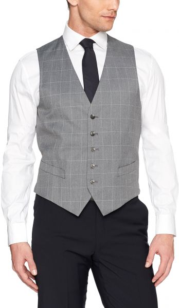 Perry Ellis Men s Suit Separate Vest d0b815557