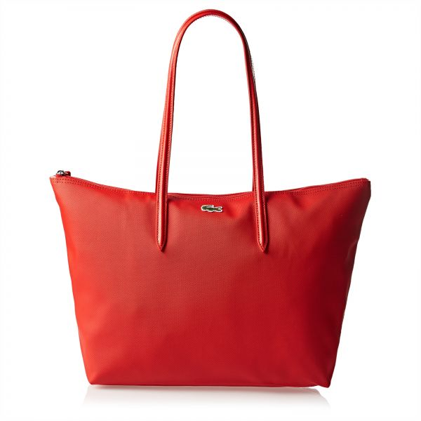 1aba6aca1b Lacoste Tote Bag for Women - Red