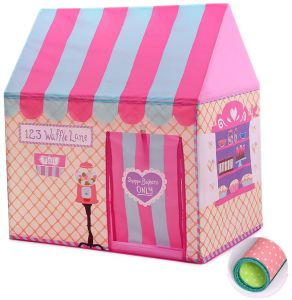 Kids Play Tent Pink Princess Theme Mini Dessert House Play Tents Toddler Pop Up Tent Foldable and Lightweight With Double-sided Game Mat Christmas Birthday ...  sc 1 st  Souq.com & Buy tents for kids | BestwayPacific Play TentsRbwtoys - UAE | Souq.com