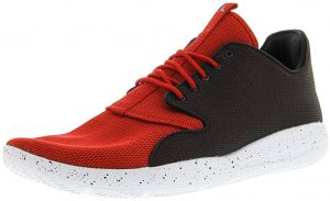 new product e50d0 7f33a Nike Mens Jordan Eclipse Gym Red  - Black White ankle-High Mesh  Basketball Shoe 10M
