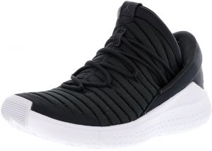 cheap for discount 19ca1 fe15b Nike Men s Jordan Flight Luxe Anthracite   Black-White Ankle-High Fabric  Basketball Shoe - 10M