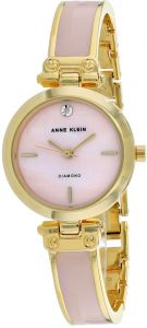 9a2a593bfd969 AK Anne Klein Casual Watch For Women Analog Stainless Steel - 2694PKGB