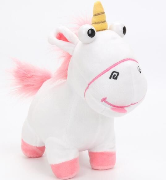 Despicable Me 2 Pink Unicorn Plush Toys Dolls For All Ages Kids Adults 1pcs Set 20cm