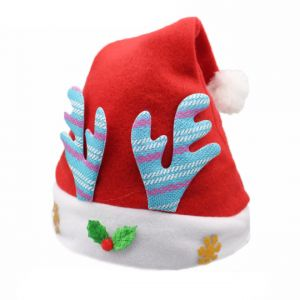 8c1f7714e85a2 Childrens christmas Supplies christmas Hat Children christmas Santa Claus  Design christmas Hat christmas Decoration